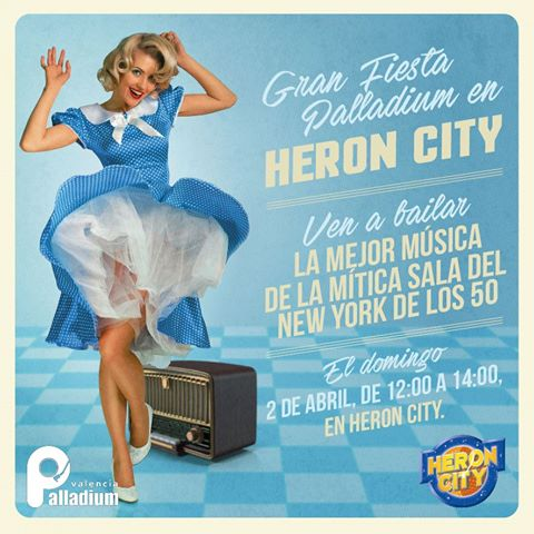 PALLADIUM VALENCIA HERON CITY 2 ABRIL 2017