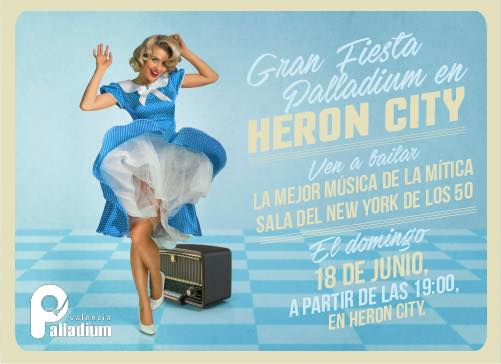 PALLADIUM VALENCIA HERON CITY 18 JUNIO 2017