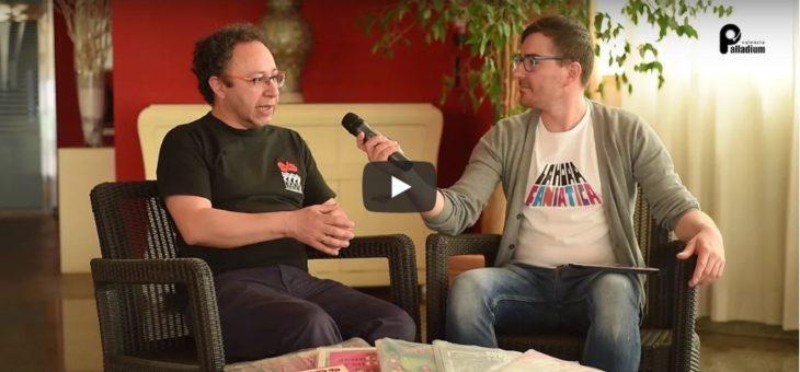 Entrevista a José Arteaga de Radio Gladys Palmera