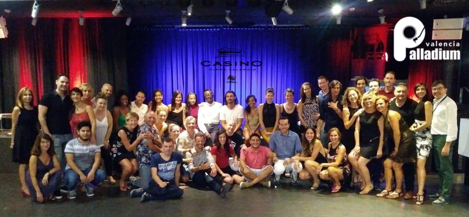 Palladium Valencia Casino Cirsa Valencia 11 Agosto 2018