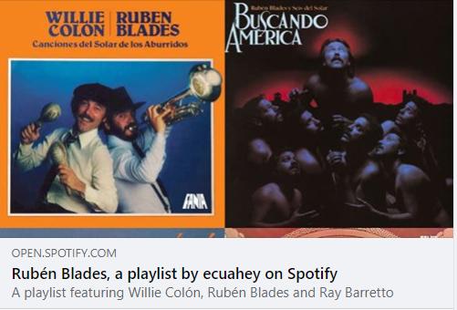 Nueva Playlist de Ecuahey! en Spotify