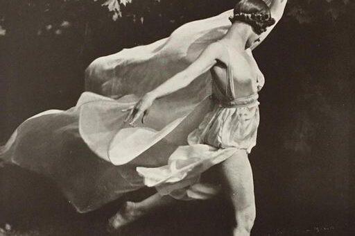 Día Internacional de la Danza – ISADORA DUNCAN