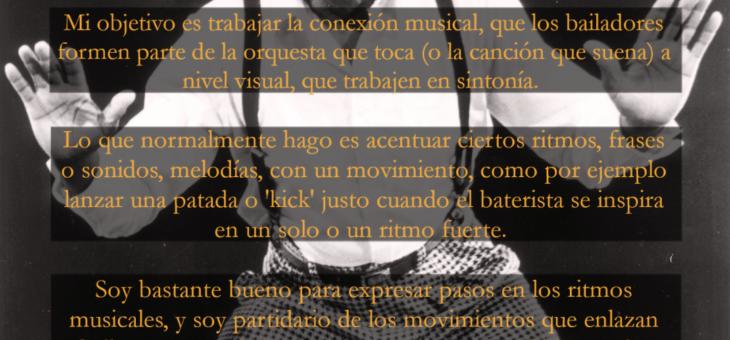 Musicalidad y Frankie Manning